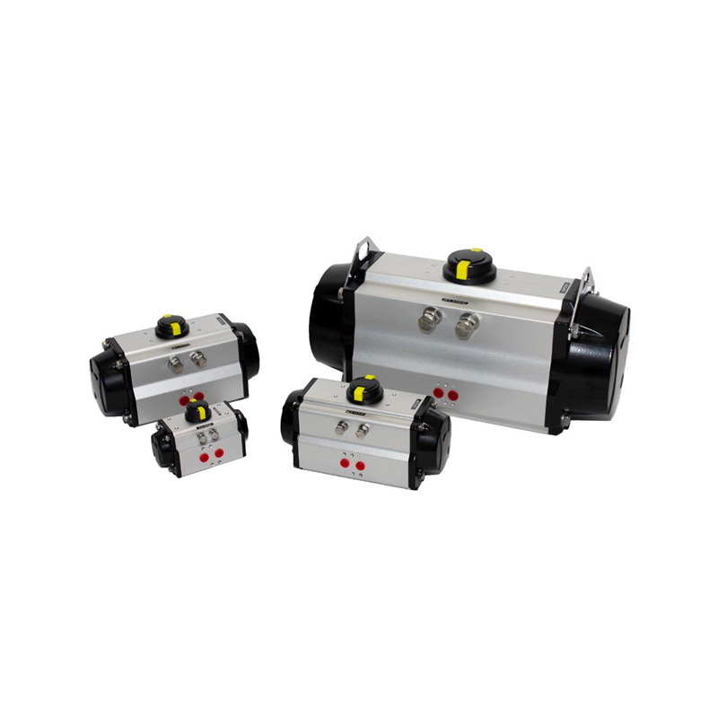 HP Aluminium Rack & Pinion Actuators