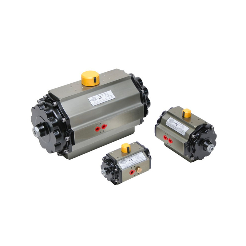 QUIFER ALUMINIUM  RACK & PINION ACTUATORS